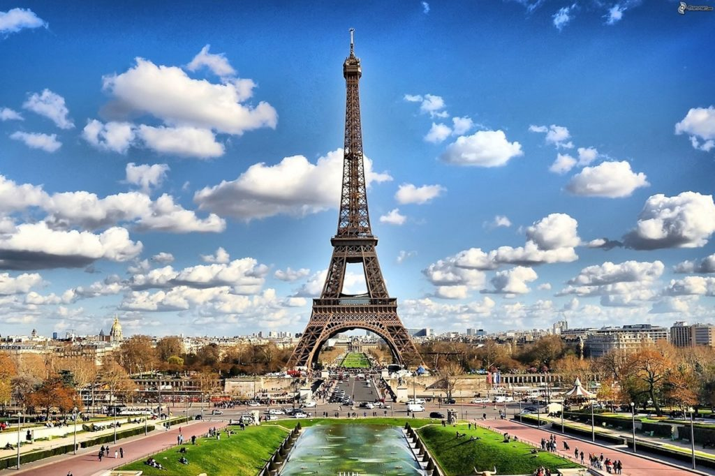 best places to visit in Paris