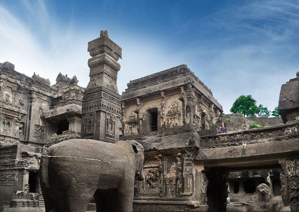 Ellora and Ajanta Caves