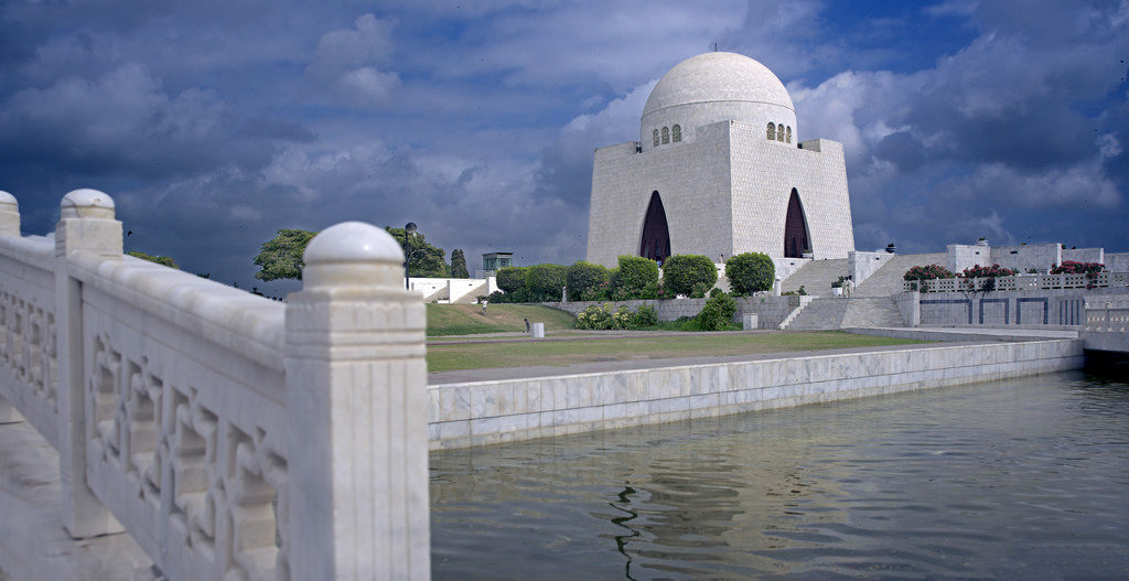 Mizar e Qauid Karachi