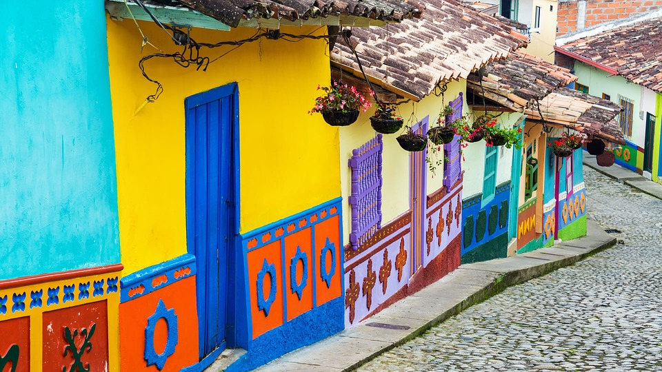 best places to visit in Colombia