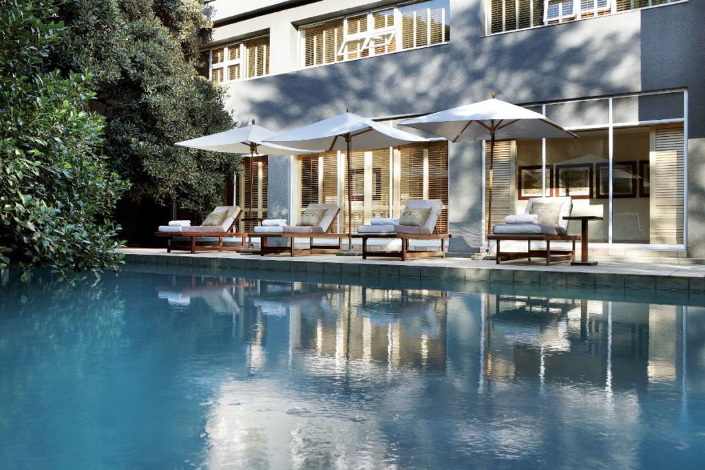 Saxon Hotel, Villas & Spa, Johannesburg, South Africa