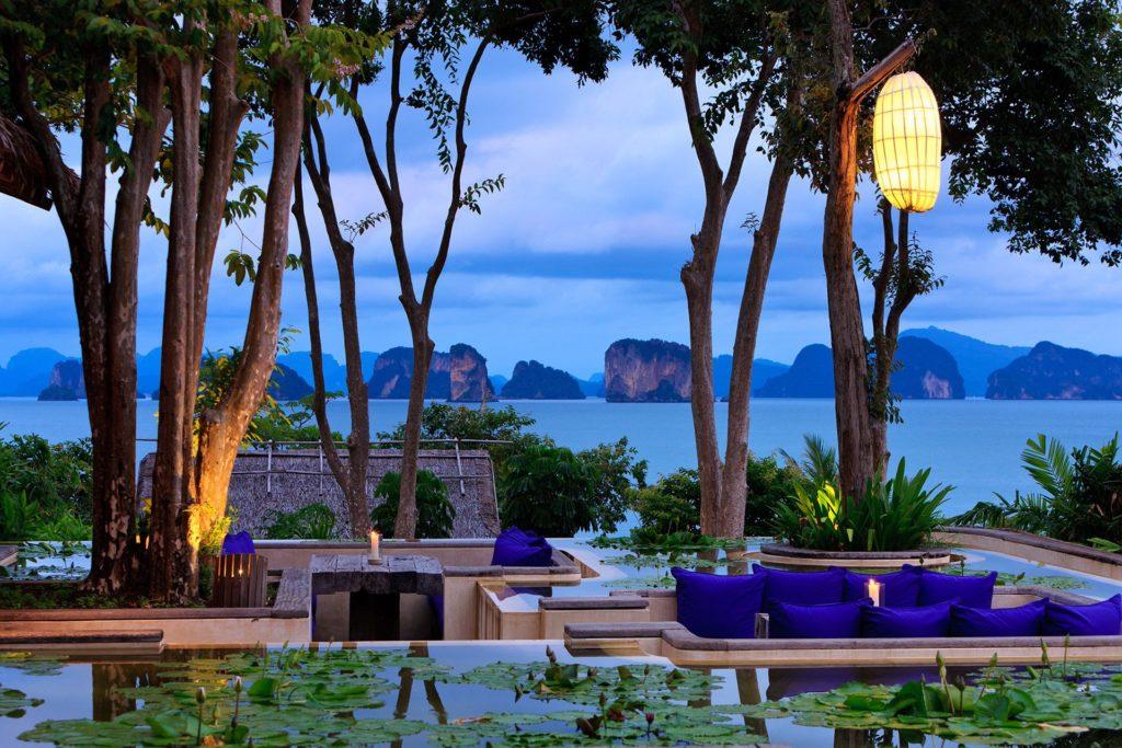 Six Senses, Yao Noi, Thailand