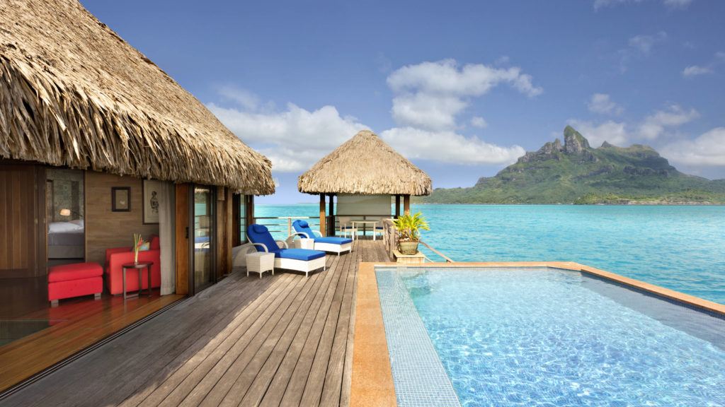 St. Regis Bora Bora Resort, French Polynesia
