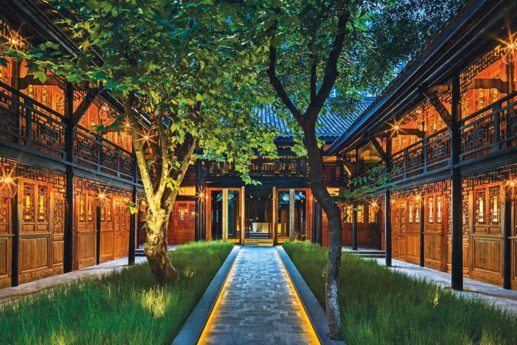 Temple House, Chengdu, China