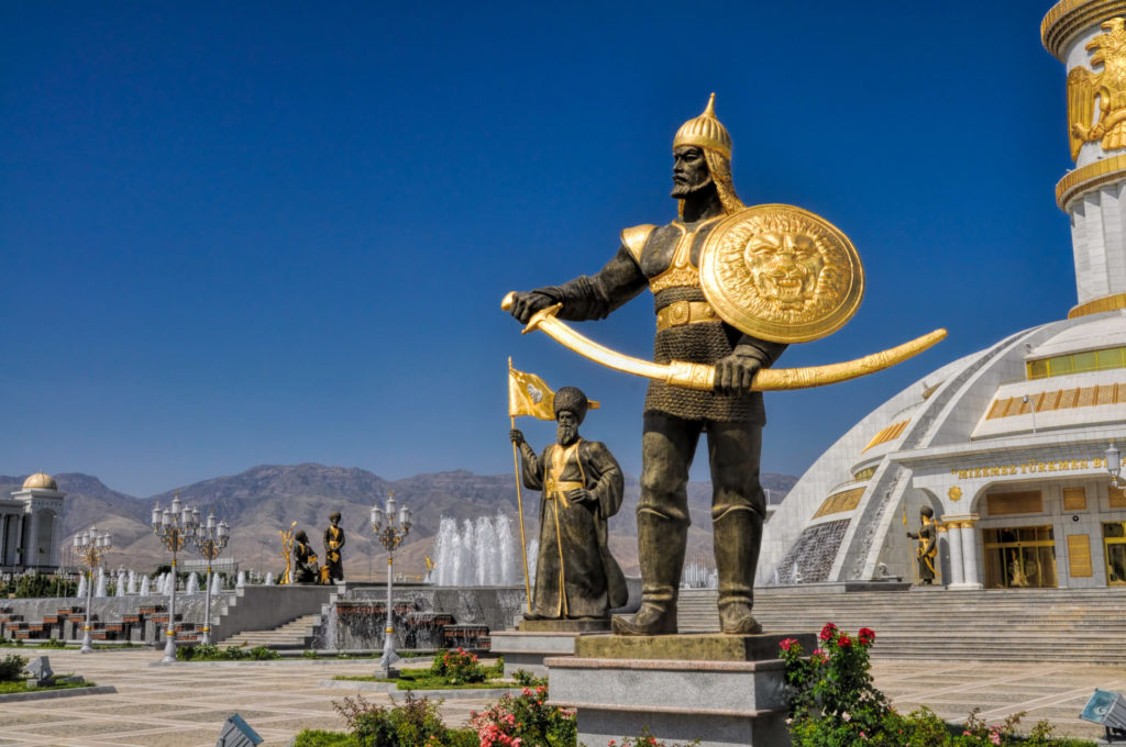 Best Places to Visit in Turkmenistan