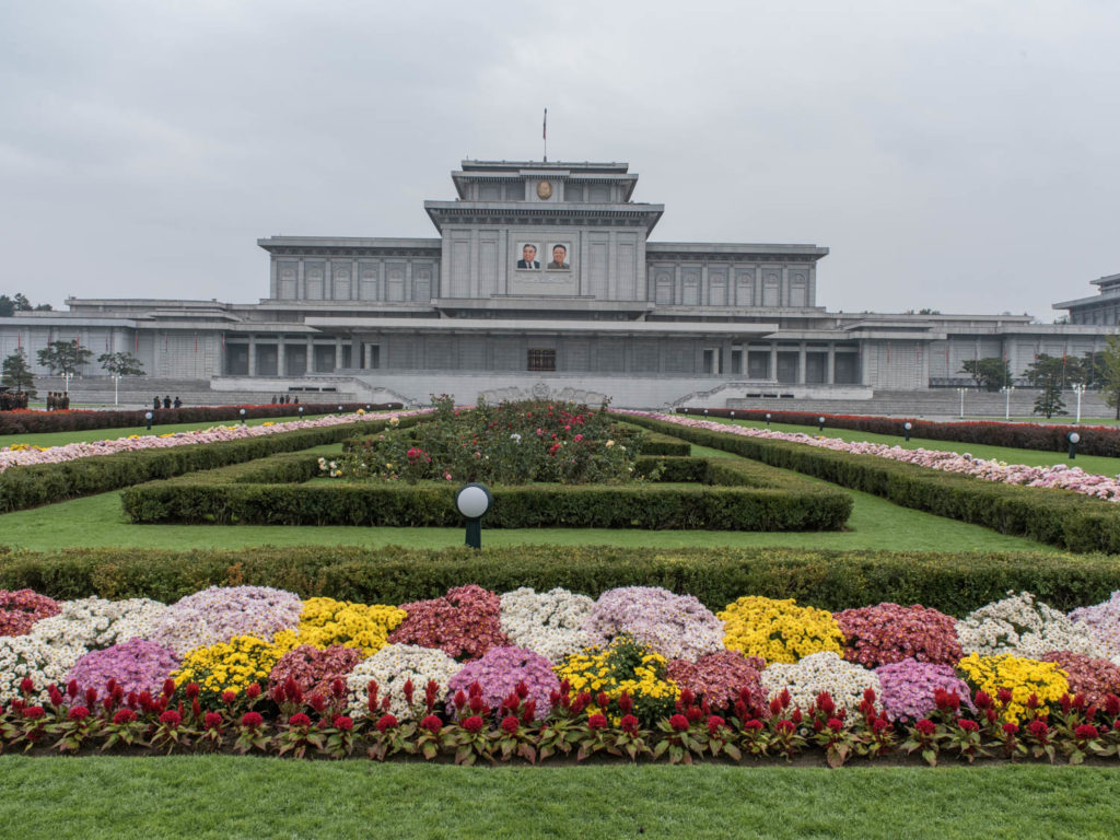 best places to visit in North Korea