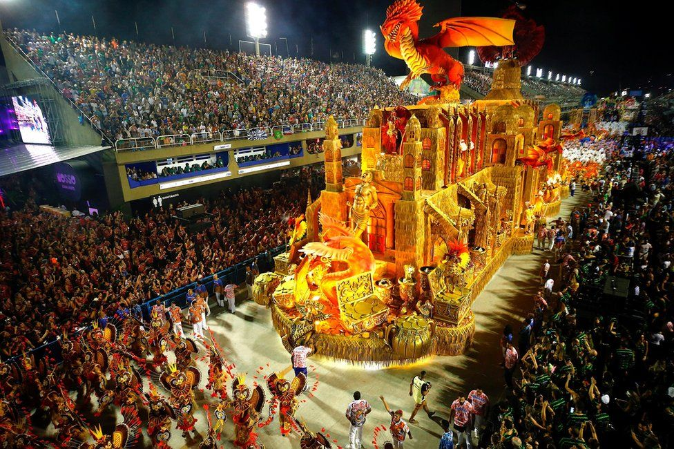 Top Festivals Around the World