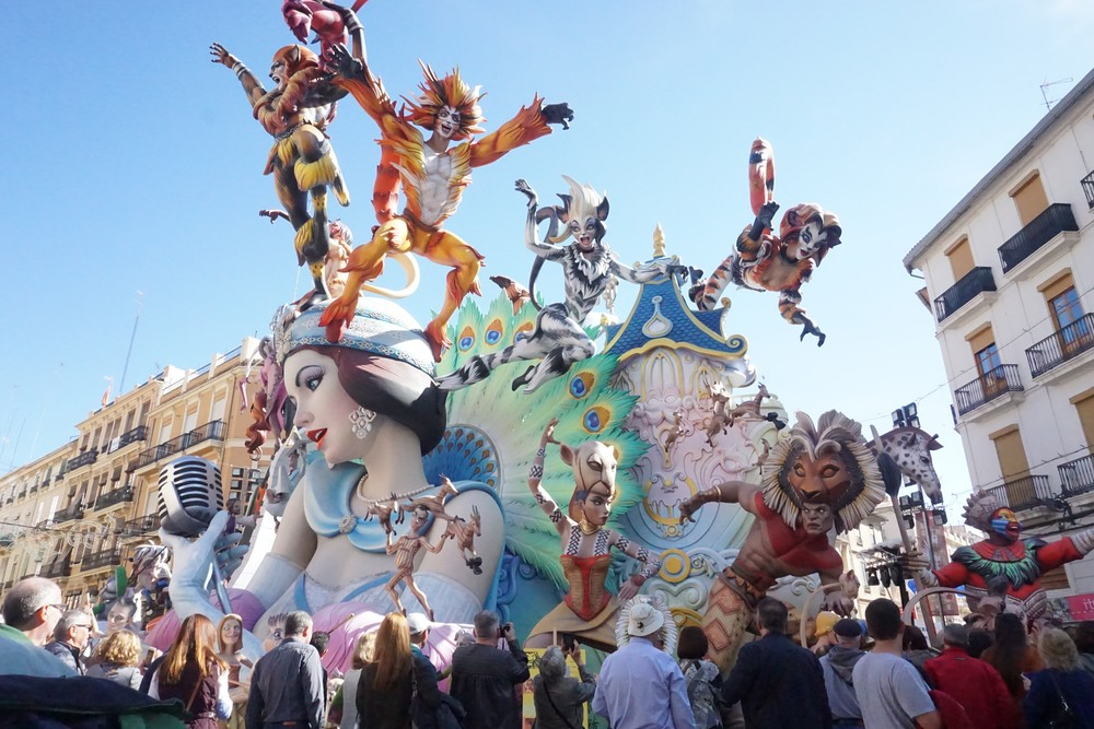 Winter Festivals, Las Fallas, Valencia