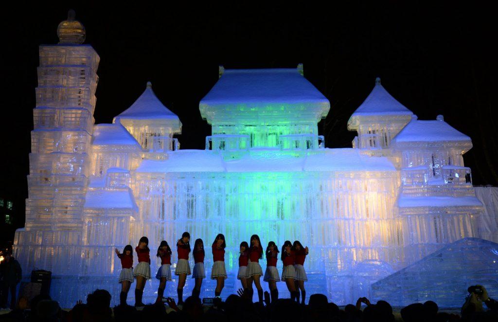 The Sapporo Snow Festival
