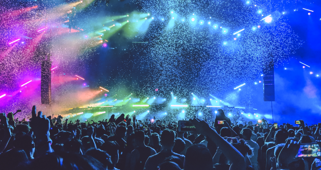 biggest music festivals and celebrations in the world