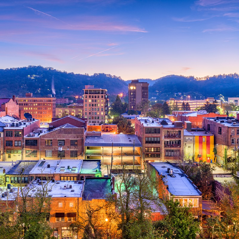 Asheville coolest places in the world