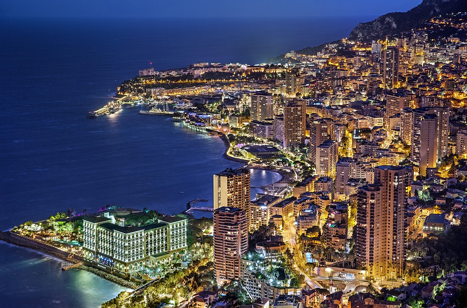 Monte-Carlo best cities in the world