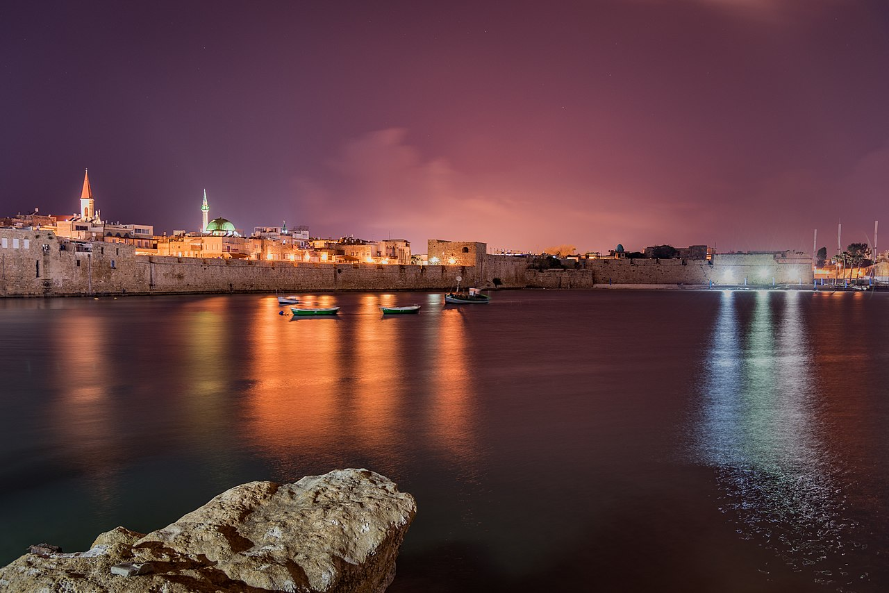 Acre - Best places to visit in Israel