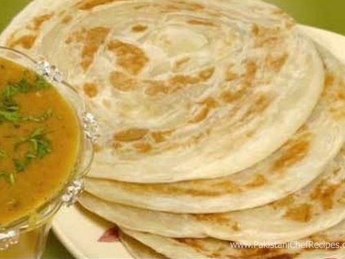 Paratha - Best Traditional Pakistani Food Dishes