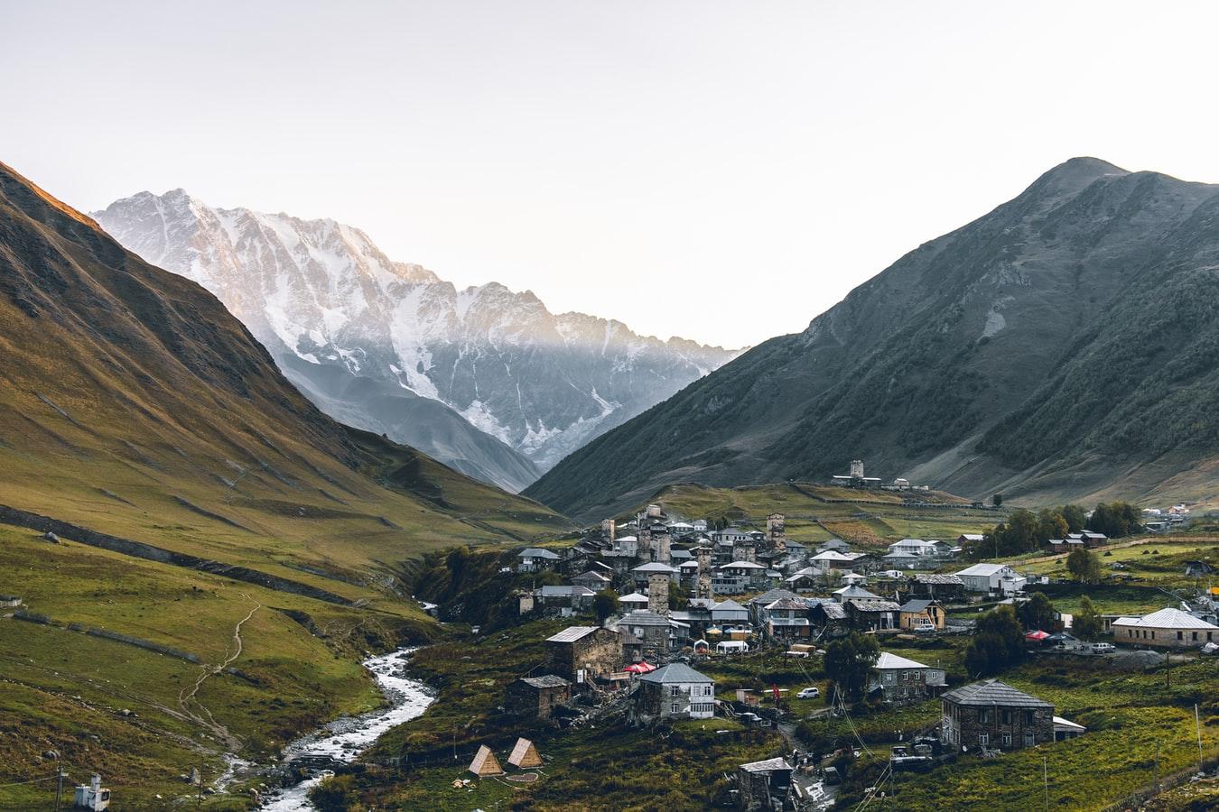 Svaneti - Best Places To Visit in Georgia