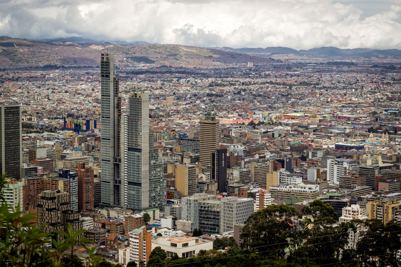 What is the Capital of Colombia