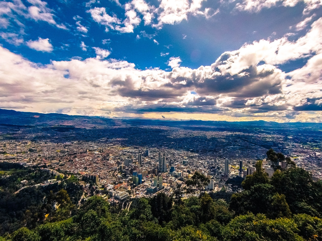 What is the Capital of Colombia?