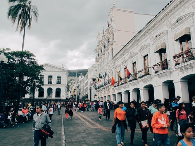 What is the Capital of Ecuador