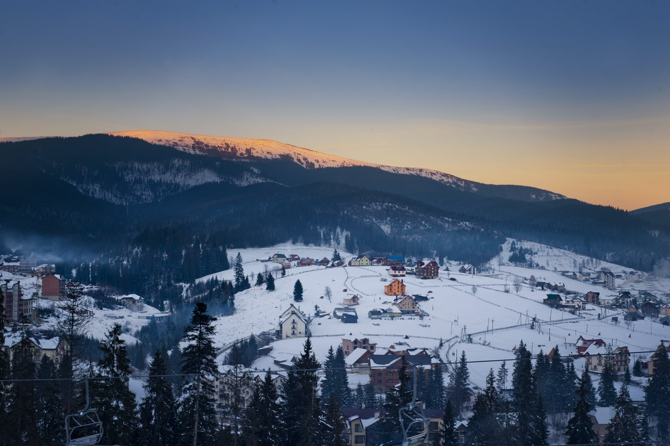 Bukovel - Best Places To Visit in Ukraine