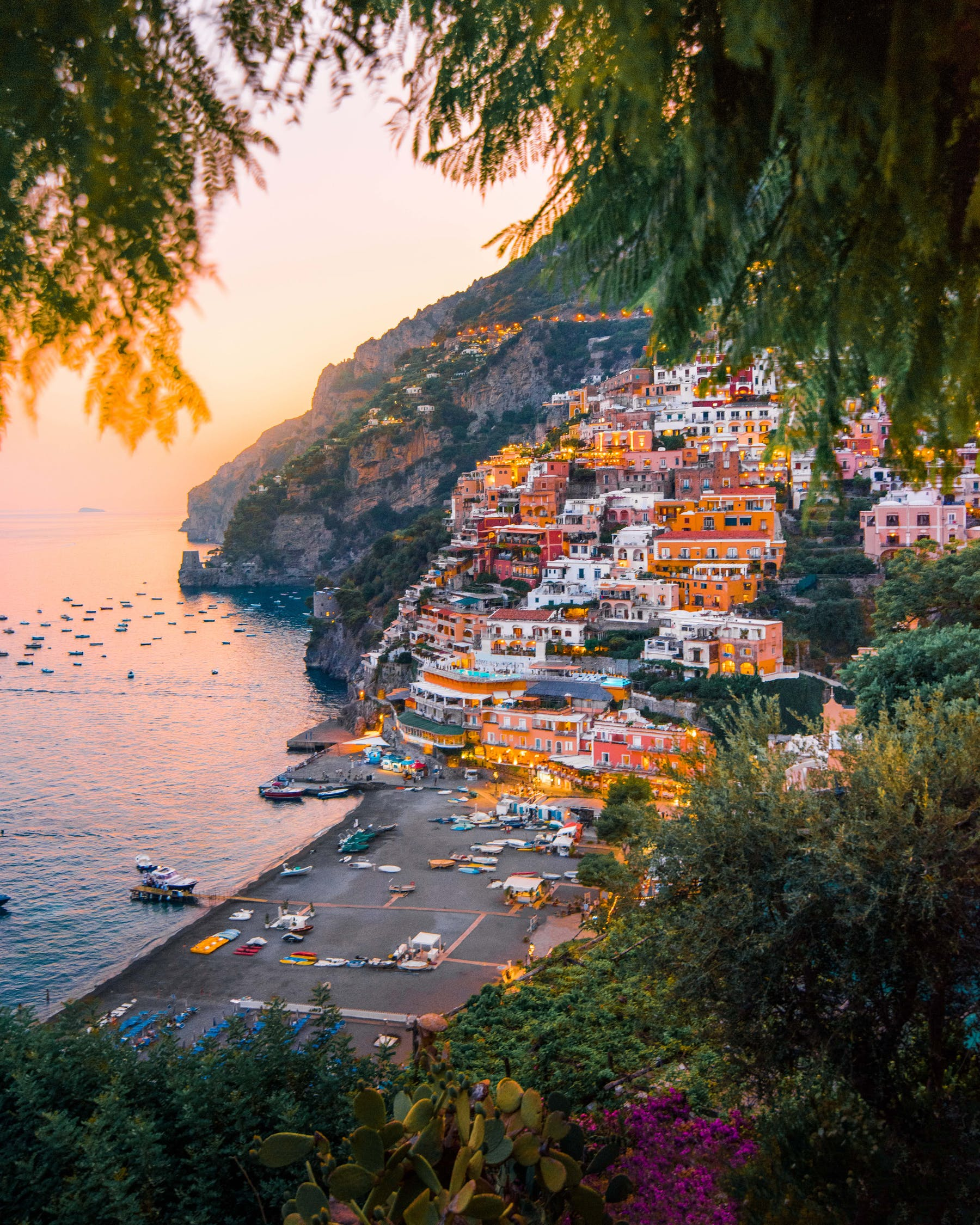 Positano - Best Places To Visit in Amalfi Coast