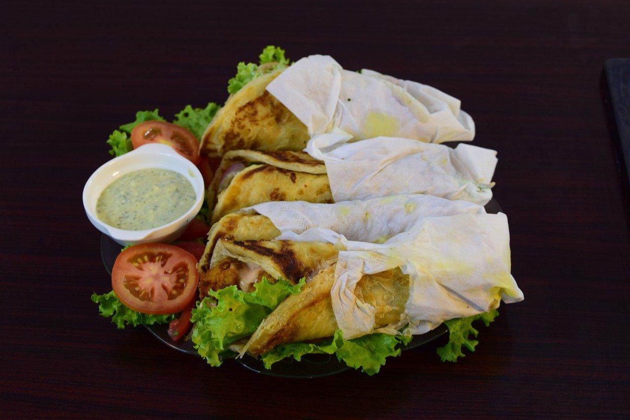 kathi rolls