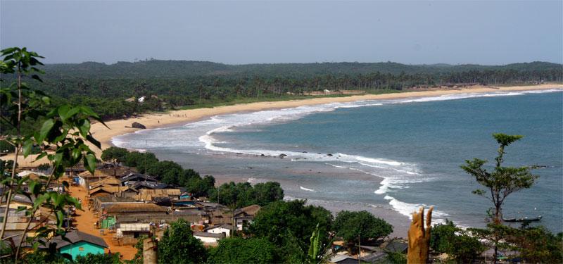 Busua Ghana