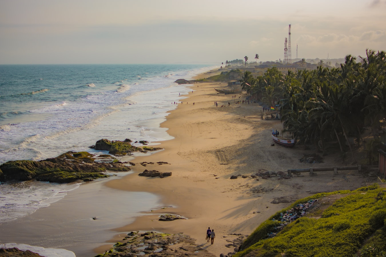 Cape Coast Best Places To Visit in Ghana