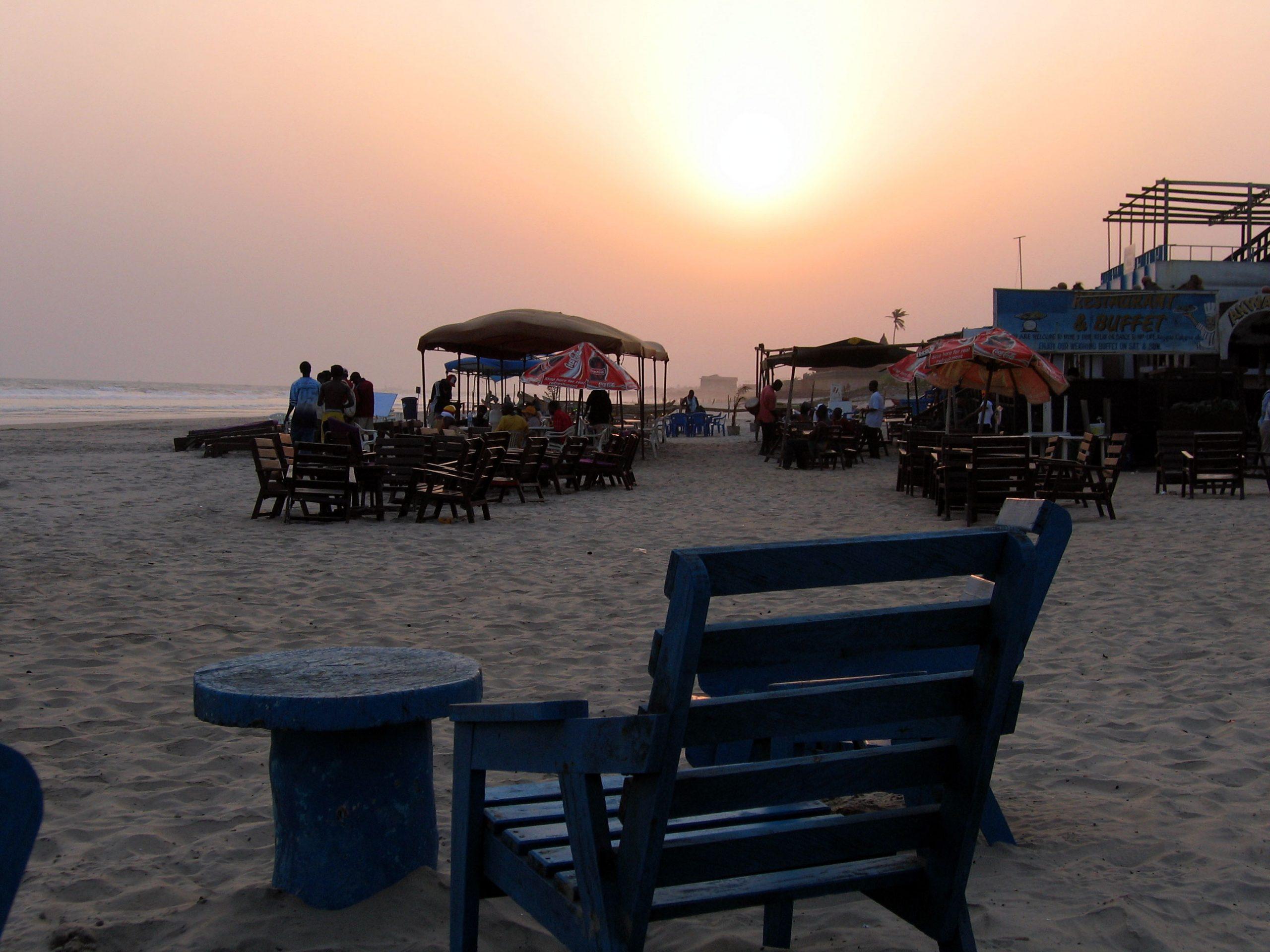 Labadi Beach Best Places To Visit in Ghana
