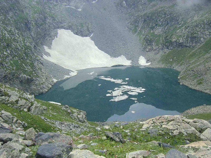 Bashigram Lake Swat