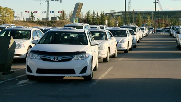 Cab Companies in Calgary