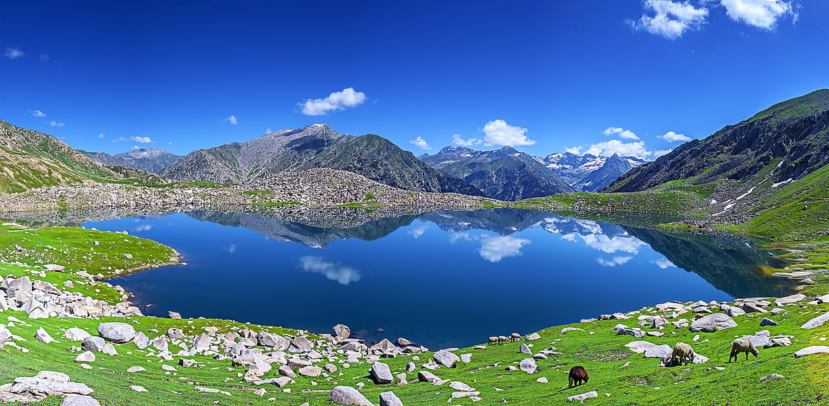 Daral Lake Swat