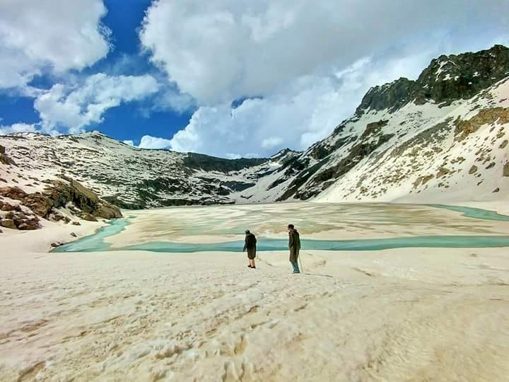 Famous Lakes in Swat Valley