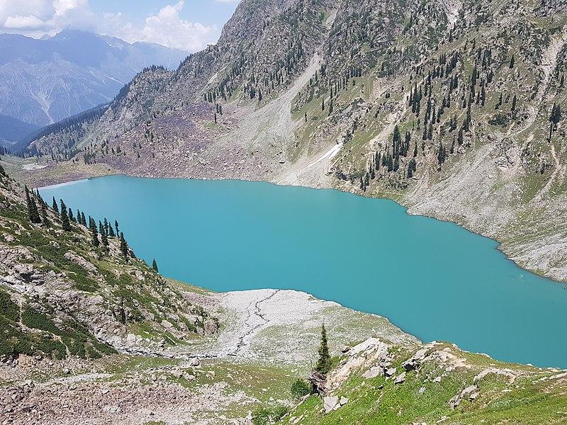 Kandol Lake Swat