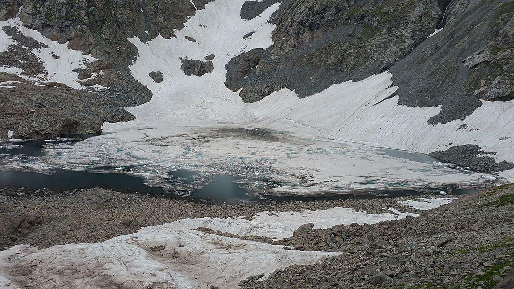 Lakes in Swat Valley
