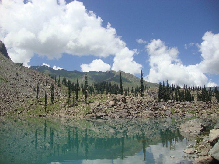 Spin Khwar Lake Swat Valley