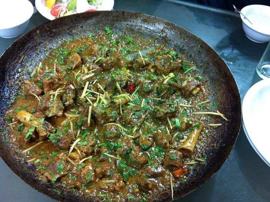 Butt Karahi, Lakshmi Chowk - Best Desi Foods in Lahore