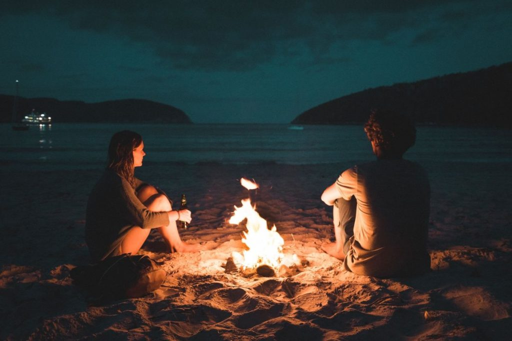 Best Places for Beach Camping in the US